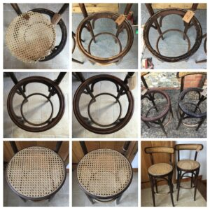 Cane seating repairs High Wycombe