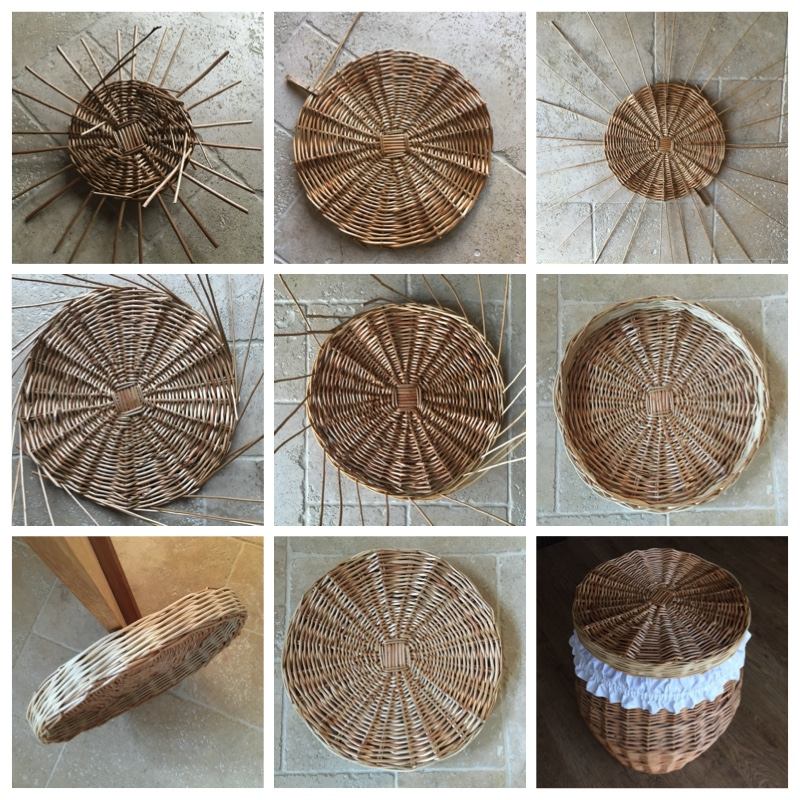 Sarah Booth Cane and Willow Weaving